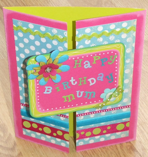 happy birthday mum cards